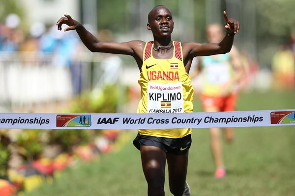 Photo of Uganda's Kiplimo Breaks Another World Record As He Won Gold In Italy